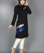 tesettür tunik modası, tunik modasını yaşamak, tesettür tunik modelleri